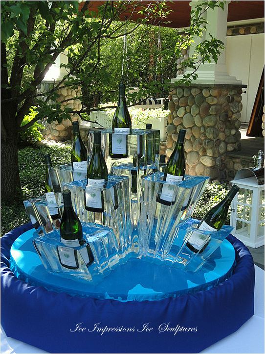 Ice Sculptures For Weddings Artistic Your