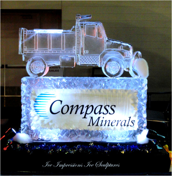 Plow Truck Ice Sculpture, Brand Promotion Ice Sculpture, Snow Show Ice Sculpture, Snow Show Ice Carving, Ice Impressions Ice Sculptures, Grand Rapids Michigan Ice Sculptures, Ice Sculpture, Ice Carving, Event Promotion Ice Sculptures, ice-impressions.com